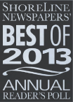 Best of 2013 Shoreline Newspapers