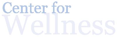 center for wellness